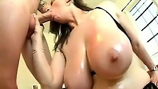 Busty Plumpy Woman Seduced And Penetrated