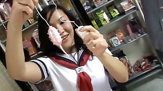 Japanese Girl Weird Vibrators