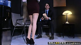 Brazzers - Big Tits At Work - Anna De Ville P