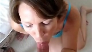 Wife Giving Me A Great Blow Job
