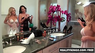 Realitykings -Brianna Ray Destiny Dixon - A Date With Destin