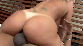 Big Ass Alessandra Fucked From The Back Clip