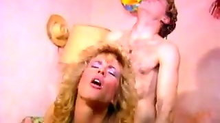 Buxom Redhead Mom Is Doggy Fucked In Hardcore Porn Video