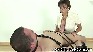 Lady Sonia Bdsm Blowjob