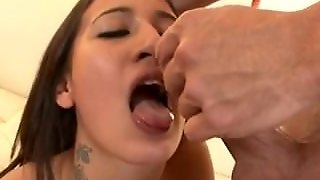 Amia Miley - Begging For The Cock