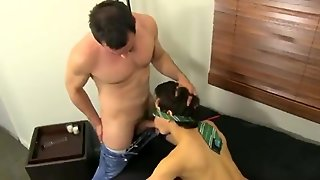 Tied-Up Twink Fuck