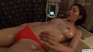 Straight, Hd, Erotic, Massage, Japanese, Oil