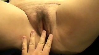 Wifes Ass And Pussy Rub