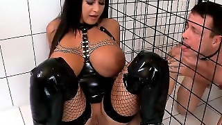 Fetish, Butt, Stockings Milf, Latex Stockings, Boobs Latex, British Big, Milf British, Stockings Big