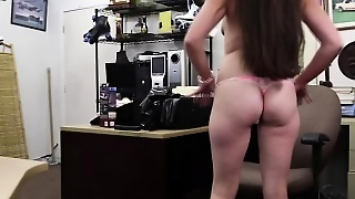 Hot Dominatrix Walks In And Gets Fucked