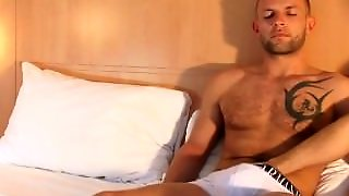 Ass Massage For A Real Straight Guy !