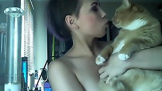 Hawt Golden Haired Sweetheart Solo Masturbation With Sex Toy