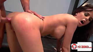 Brandy Aniston Gets In Her Ass