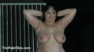 Needles In Nipples And Bbw Bdsm