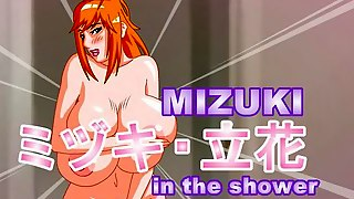 Mizuki, Flash Games, Show Er, Flash Shower, Game S