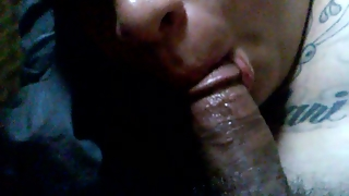 Quick Blow Job And Face Jizz