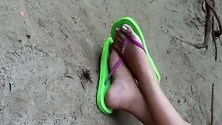 Philippine Beach Feet 2