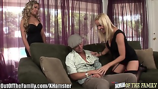 Seth Gamble Fucks Not Mother And Daughter