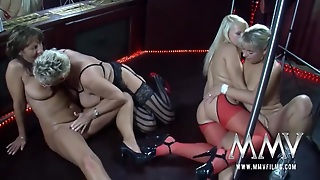 Lesbian, Hd, Lingerie, Pussy Eating, Group