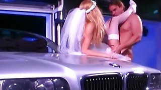 Jessica Is A Bride To Fuck