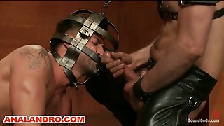 Impossible Bondage And Machine Gay Bdsm