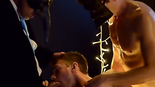 Cumshot For Missionary After Sucking
