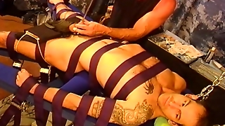 Cbt Hot Young Built Smooth Dude Bound And Sound With Electro By R