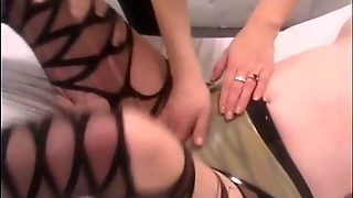Lesbian Patient And Her Mistress