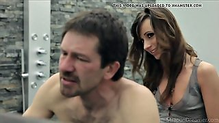 Young Wife Beats And Fucks Her Man's Ass With A Strapon!