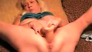 Dildo Home Solo Tampa Housewife Kathleen