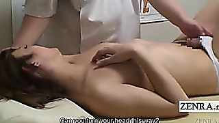 Japanese Tranny Wants A Full Body Massage