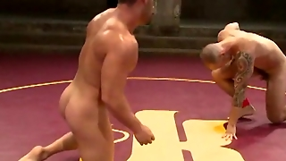 Kink, Wrestling, Muscle, Gay, Strong, Fight, Fetish, Action, Cock, Hunk, Stud