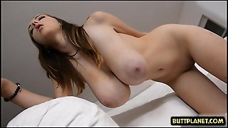 Busty Teen Sex With Cumshot