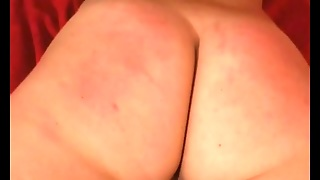 Objects Of Pain Come Down Hard On Her Ass