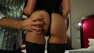 Blonde Hd, Pornstar Milf, Reality Money, Milf Love, Big Ass White Stockings, Hd Reality, Stockings Lick, Big Ass Milf Sex