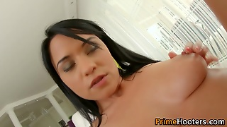Big Tits And Pussy Fucked