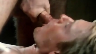 Shackled Blowjob With Jamie Gills Watching - Vintage Gay Porn Boynapped