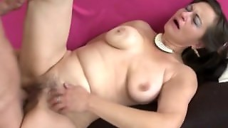 Cute Girl Homemade Swallow