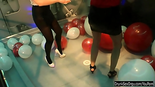 Nasty Party Chicks Dancingd