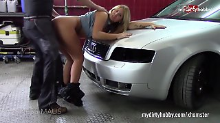 My Dirty Hobby - Fitness-Maus Is A Horny Wife