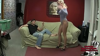 Dance Tryout Ballbusting