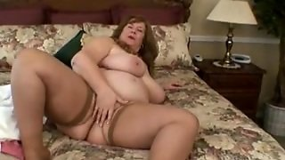 Curvy Sharon-Mommie Teaches You About A Woman