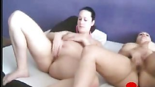 Bend Over Big Tits For Some Anal Tongue