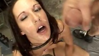 Taylor Rain Cum Drenched