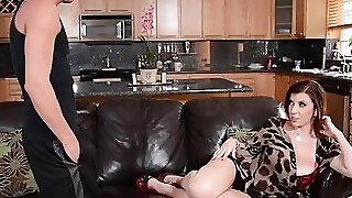 Sexy Mom Sara Jay Gets Fucked And Facialized