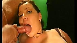 Mouth Full Of Cumshots
