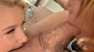 Pervcity Anikka Albrite And Brooklyn Lee