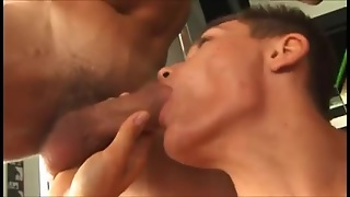 Hot Twink Group Orgy