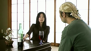 Hot Japanese Milf Getting Fucked