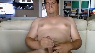 Chubby, Gay, Solo, Masturbation, Amateur, Mature